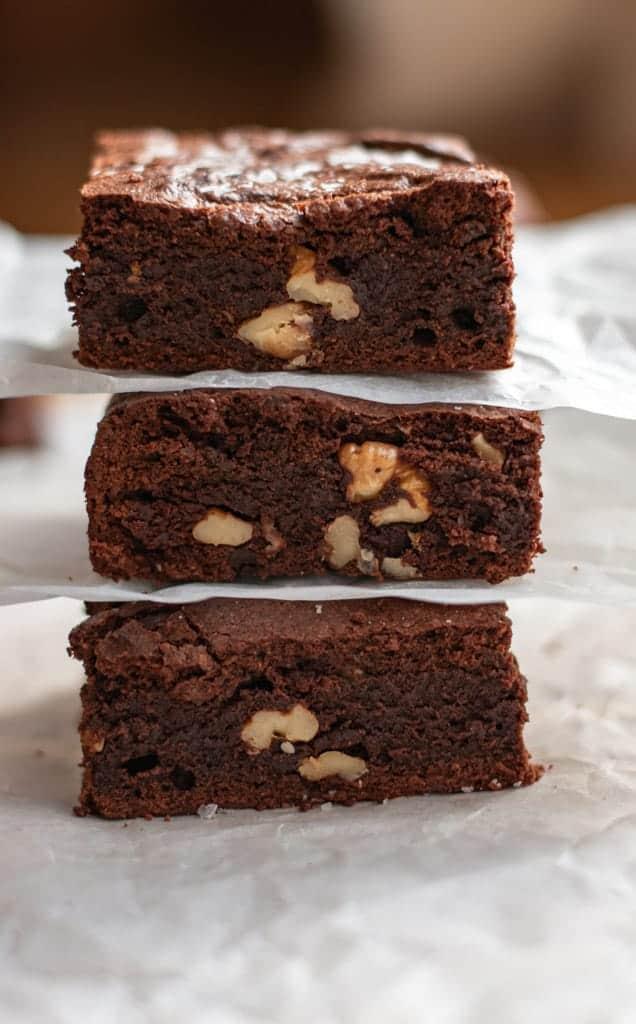 best chocolate walnut brownie recipe
