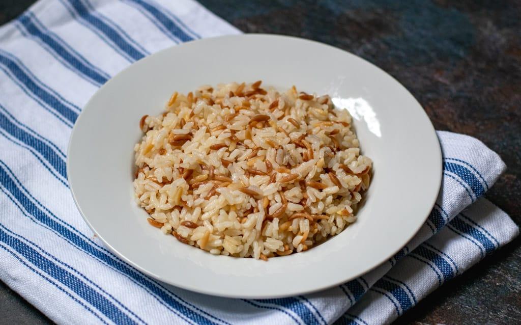 turkish rice pilaf recipe
