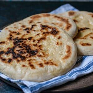 bazlama turkish flat bread recipe