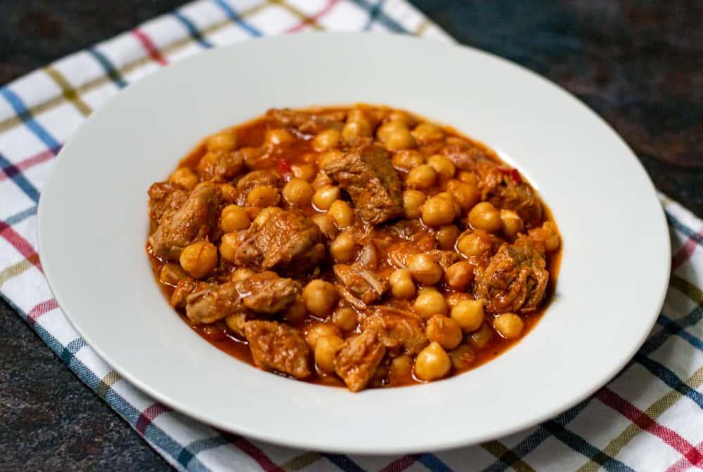 turkish chickpea stew recipe