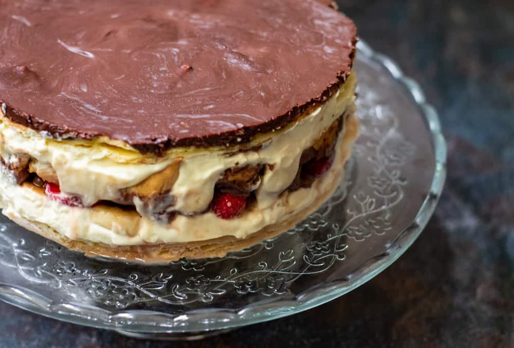 eclair cake recipe ekpa pasta tarifi